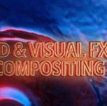 3D Composting & VFX - Online Masterclass