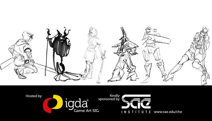 SAE Sketchclub - Online Workshop